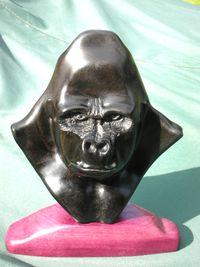 Gorilla ebony craig knight